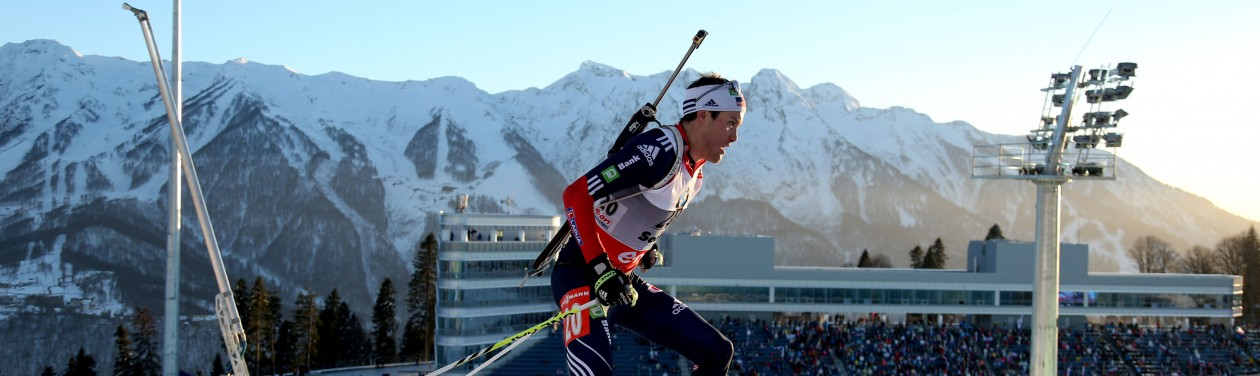 Homepage of US Olympic Biathlete Leif Nordgren